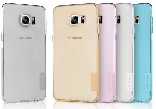 Чехол Nillkin Nature Series для Samsung Galaxy S6 Edge Plus