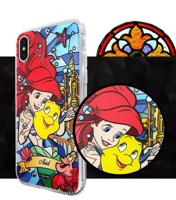 Защитный чехол Disney для iPhone X/XS/XS MAX/7 Plus/8 Plus